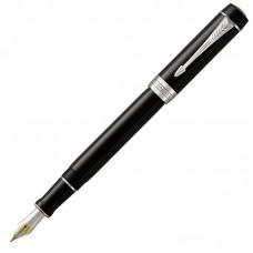 Перьевая ручка Parker (Паркер) Duofold Centennial Classic Black CT F