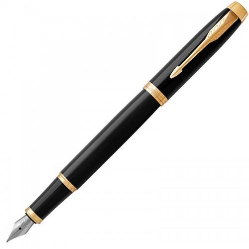 Перьевая ручка Parker (Паркер) IM Core Black GT F в Челябинске