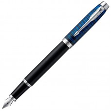 Перьевая ручка Parker (Паркер) IM Core SE Blue Origin CT F
