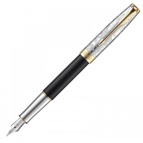 Перьевая ручка Parker (Паркер) Sonnet Special Edition Impression GT F в Челябинске
