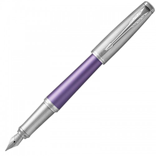Перьевая ручка Parker (Паркер) Urban Premium Violet CT F в Челябинске