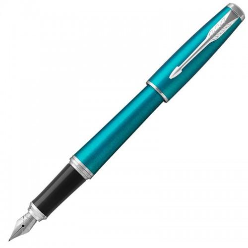Перьевая ручка Parker (Паркер) Urban Vibrant Blue CT F в Челябинске
