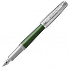 Перьевая ручка Parker (Паркер) Urban Premium Green CT F