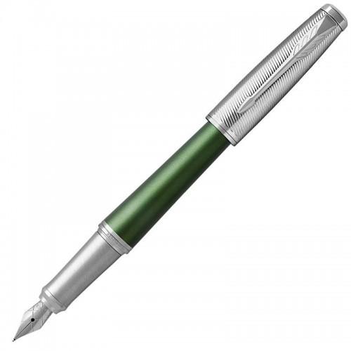 Перьевая ручка Parker (Паркер) Urban Premium Green CT F в Челябинске