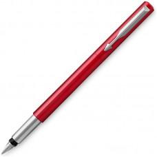 Перьевая ручка Parker (Паркер) Vector Standard F01 Red CT F