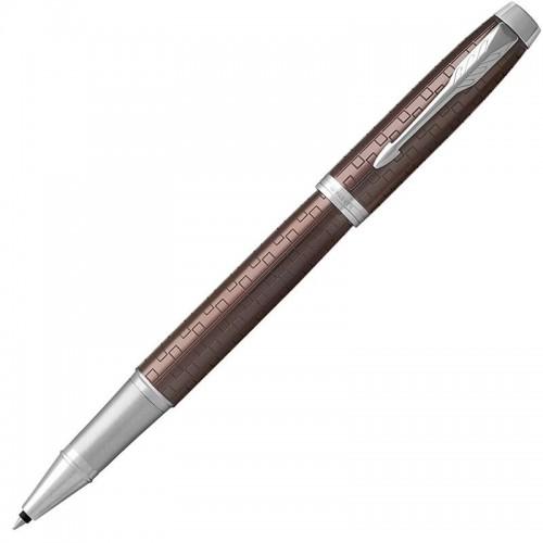 Ручка-роллер Parker (Паркер) IM Premium Brown CT в Челябинске