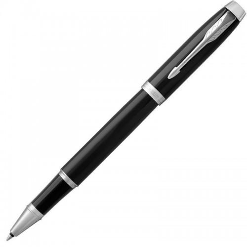 Ручка-роллер Parker (Паркер) IM Core Black Chrome CT в Челябинске