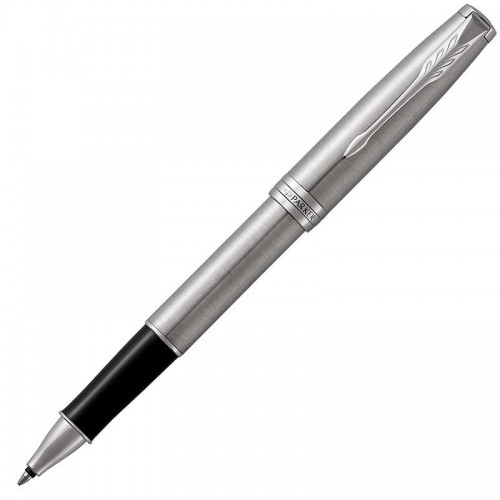 Ручка-роллер Parker (Паркер) Sonnet Core Stainless Steel CT в Челябинске