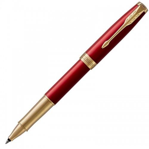 Ручка-роллер Parker (Паркер) Sonnet Core Red Lacquer GT в Челябинске