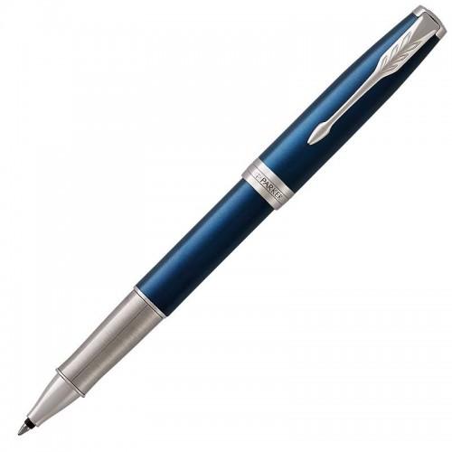 Ручка-роллер Parker (Паркер) Sonnet Core Blue Lacquer CT в Челябинске
