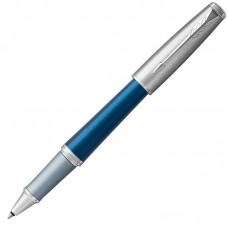 Ручка-роллер Parker (Паркер) Urban Premium Dark Blue CT