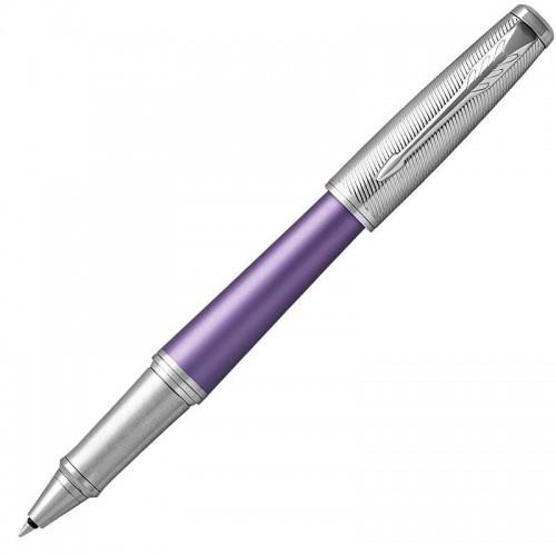 Ручка-роллер Parker (Паркер) Urban Premium Violet CT в Челябинске