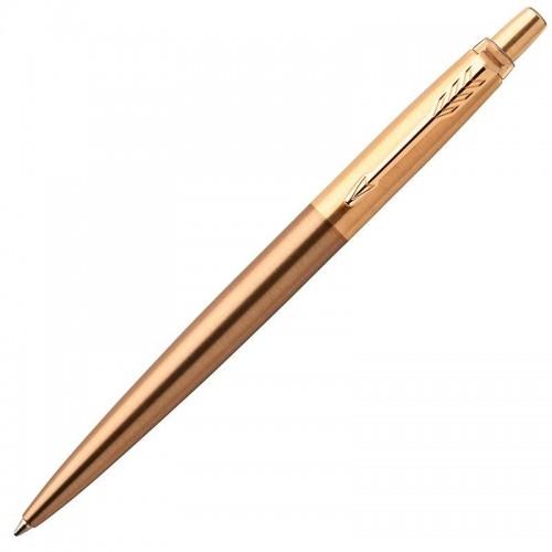 Шариковая ручка Parker (Паркер) Jotter Luxe West End Brushed GT в Челябинске