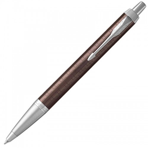 Шариковая ручка Parker (Паркер) IM Premium Brown CT в Челябинске