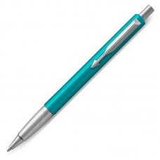 Шариковая ручка Parker (Паркер) Vector Standard Blue Green CT
