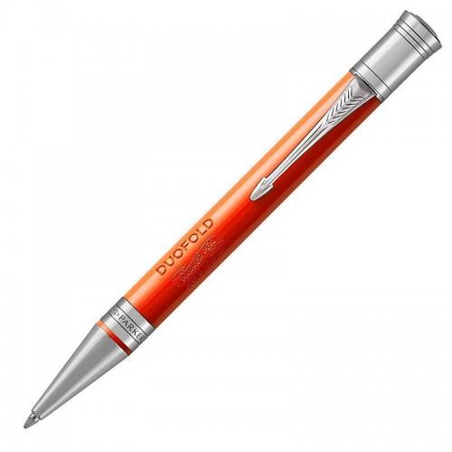 Шариковая ручка Parker (Паркер) Duofold Classic Big Red Vintage CT в Челябинске