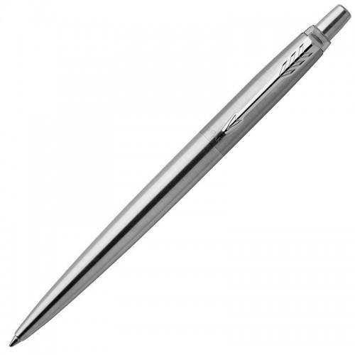 Шариковая ручка Parker (Паркер) Jotter Core Stainless Steel CT в Челябинске