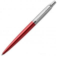 Шариковая ручка Parker (Паркер) Jotter Core Kensington Red CT