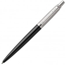 Шариковая ручка Parker (Паркер) Jotter Premium Tower Grey Diagonal CT