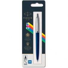 Шариковая ручка Parker (Паркер) Jotter Color Blue CT