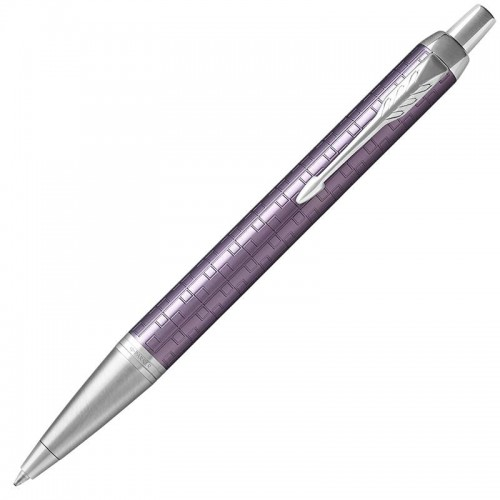 Шариковая ручка Parker (Паркер) IM Premium Dark Violet CT в Челябинске