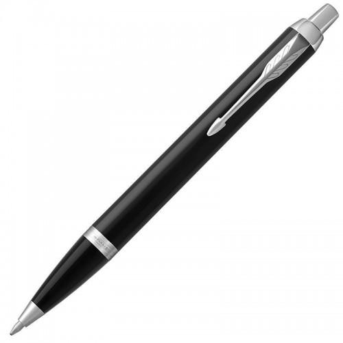 Шариковая ручка Parker (Паркер) IM Core Black Chrome CT в Челябинске