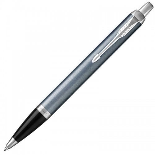 Шариковая ручка Parker (Паркер) IM Core Light Blue Grey CT в Челябинске