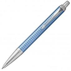 Шариковая ручка Parker (Паркер) IM Premium Blue CT