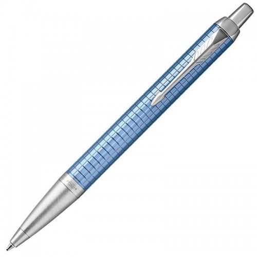 Шариковая ручка Parker (Паркер) IM Premium Blue CT в Челябинске