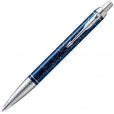 Шариковая ручка Parker (Паркер) IM Premium SE Midnight Astral CT