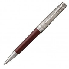Шариковая ручка Parker (Паркер) Premier Crimson Red RT