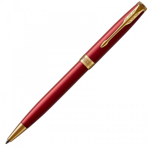 Шариковая ручка Parker (Паркер) Sonnet Core Red Lacquer GT в Челябинске