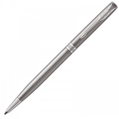 Шариковая ручка Parker (Паркер) Sonnet Core Slim Stainless Steel CT в Челябинске