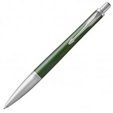 Шариковая ручка Parker (Паркер) Urban Premium Green CT